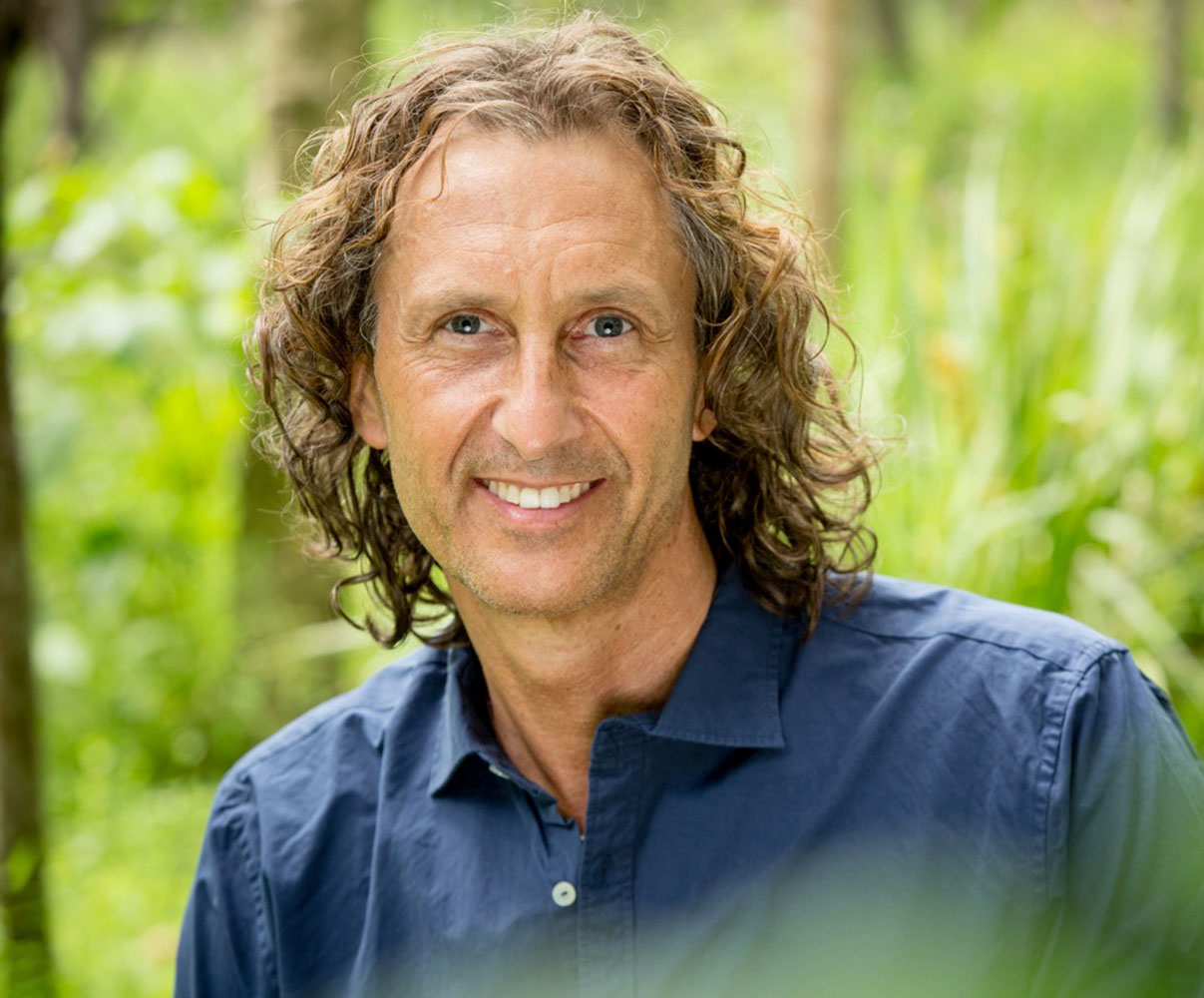 Pascal Stoessel Portrait